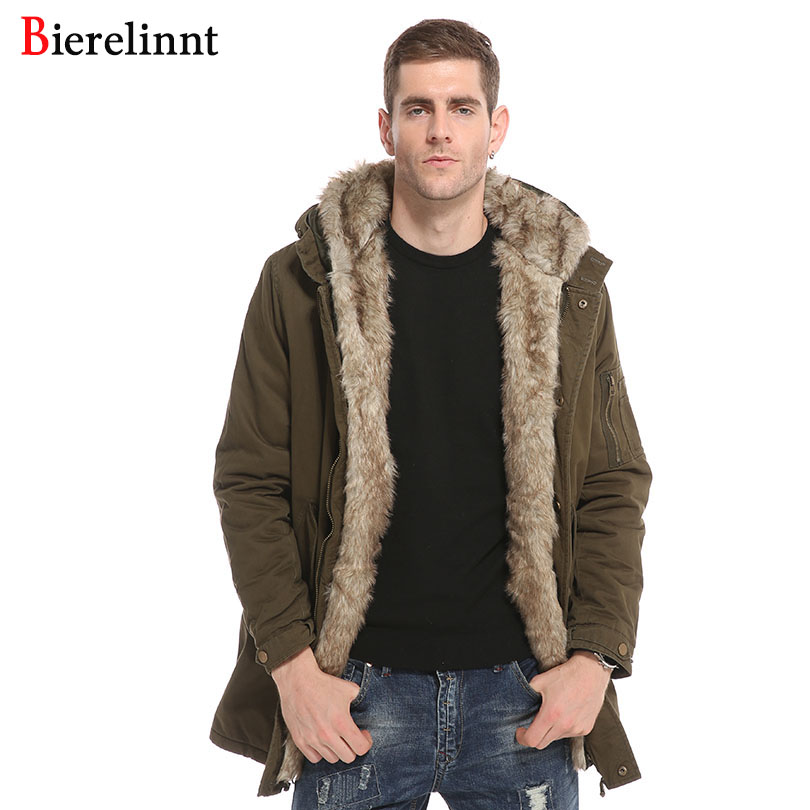 Retail & Wholesale High Quality Loose Fit Casual Thick 2017 New Fashion Men's Clothing Windproof Parkas Winter Warm Jackets,8875