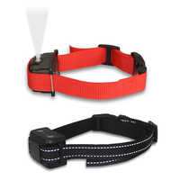 Dog Training Collar Waterproof Rechargeable Spray Sound Bark Collar Safe Automatic Anti Barking Supplies Dog Product