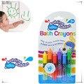 Tinta garabato infantil lápiz de dibujo del bebé lavable agua bebé juguete de aprendizaje temprano y educación bebé crayons baño baño del bebé juguete