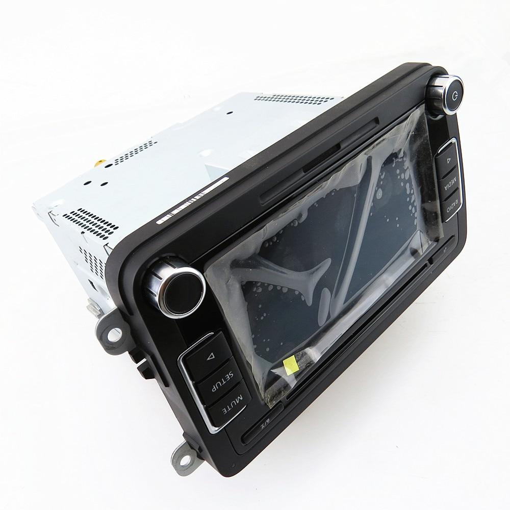 DOXA Plus 6.5 MIB Radio RCD510 Play VW Original Car MP3 Stereo Player Rear View Camera For VW Golf Jetta MK5 MK6 CC Passat B6 B7