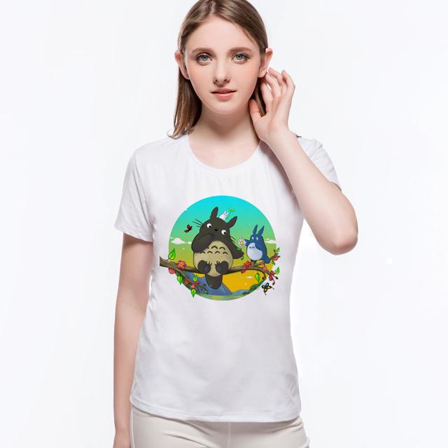 My Neighbor Totoro – Female T Shirt – 6 Styles Available