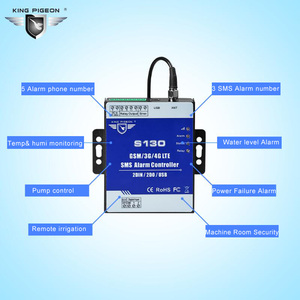 Image 2 - GSM 3G 4G סלולארי RTU SMS מרחוק בקר מעורר מערכת עבור דלק טנק משאבת אוטומציה ניטור מערכת S130