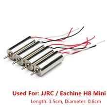 4pcs Motors For Eachine H8 Mini for Jjrc H8 Mini Rc Quadcopter Spare Parts Motor 2pcs Cw Motor 2 Pcs Ccw Motor Drones Engines