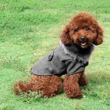 Winter Dog Jacket for Small to Medium Dogs