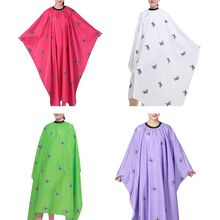 Adult 4 Color Hair Wrap Hairdressing Cape Cutting Capes For Home Stylist Professional Salon Styling Cap