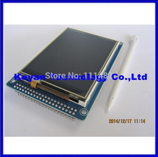 Бесплатная доставка! 3.2 дюймов TFT LCD экран модуль Ультра HD 320X240