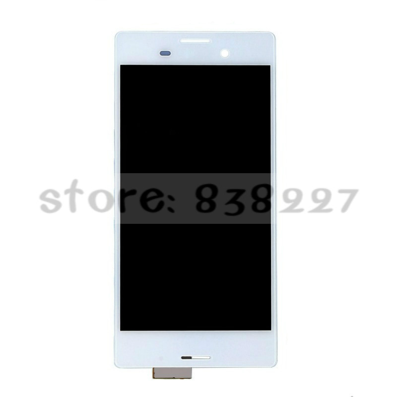 ФОТО For Sony Xperia M4 Aqua Dual E2312 E2333 E2363 LCD DIsplay + Touch Screen Digitizer Assembly HIGH QUALITY panel in stock