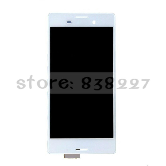 For Sony Xperia M4 Aqua Dual E2312 E2333 E2363 LCD DIsplay + Touch Screen Digitizer Assembly HIGH QUALITY panel in stock