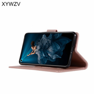 Image 3 - Huawei Honor 20 Case Shockproof Flip Wallet Zachte Siliconen Telefoon Case Kaarthouder Fundas Voor Huawei Honor 20 Cover Voor honor 20