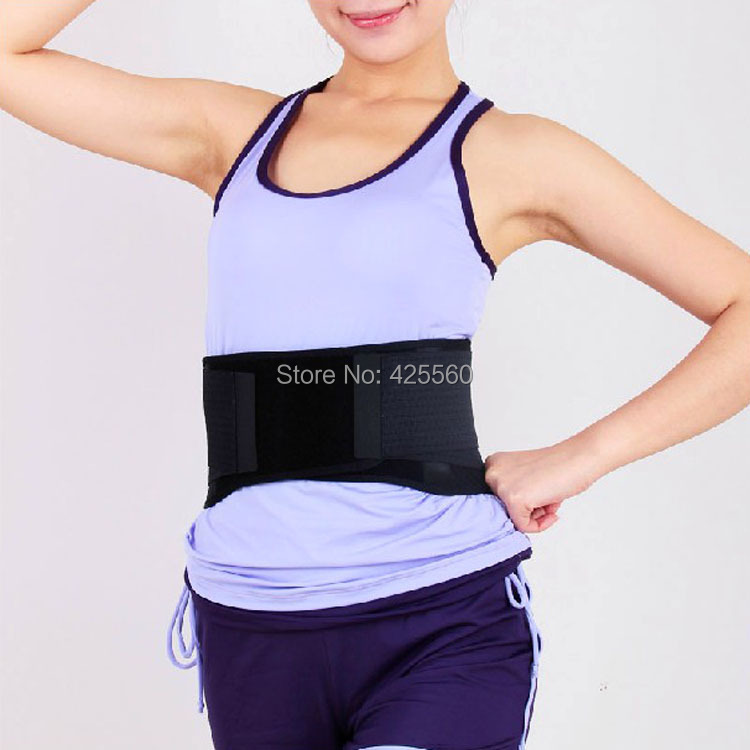 Medical Waist Belt Support Wrap Brace For Lumbar Muscles Strain Degeneration Disc Herniation Back Therapy Pain Relief Posture breathable medical waist support wrap brace belt lumbar disc herniation psoatic strain stainless steel rod