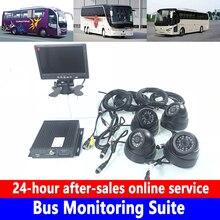 Sd-карта коаксиальный AHD 720 P Мегапиксельная HD видео мониторинг автобус диагностический комплект санитарный грузовик/Транспорт/тяжелая техника