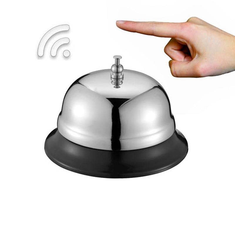 50pcs/lot Hot Sale Desk Kitchen Hotel Counter Reception Restaurant Bar Ringer Call Bell Service
