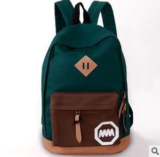 Woman Backpack Hot Sale New Women School Bag Printing Backpack School Backpacks Fashion Canvas Backpacks