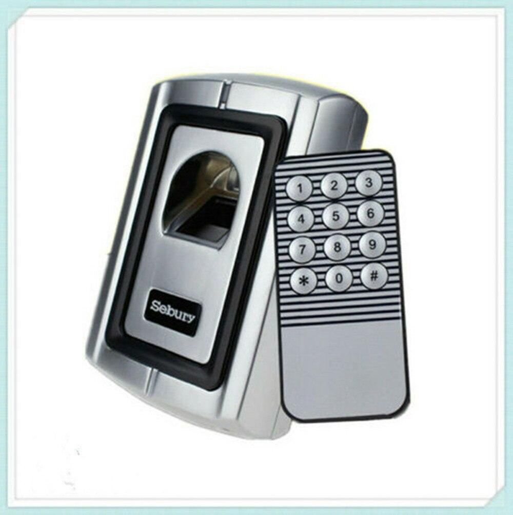 Biometric Fingerprint & 125KHZ ID Door Access Control Wiegand 26 Input & Output Standalone Access ControlBiometric Fingerprint & 125KHZ ID Door Access Control Wiegand 26 Input & Output Standalone Access Control