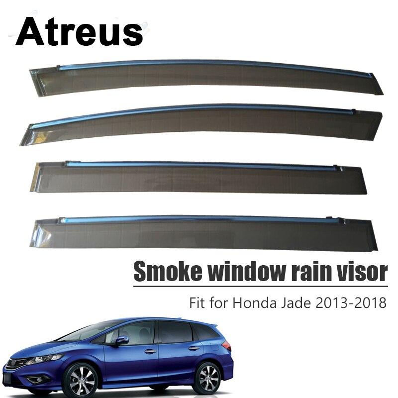 Atreus For Honda Jade 2013 2014 2015 2016 2017 2018 Car Accessories Door Smoke Window Sun