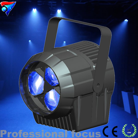 Free Shipping 3x 15W 4in1 RGBW LED Par Light For Disco Stage Light