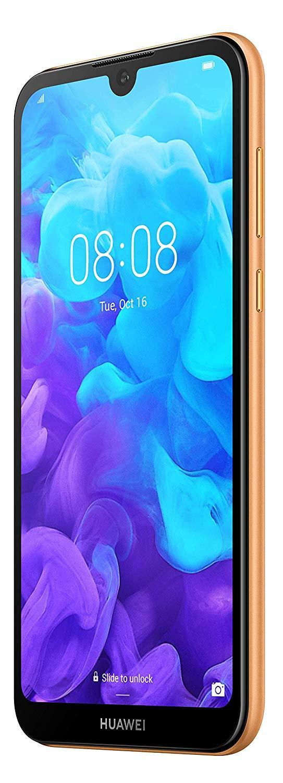Huawei Y5 (2019), marron (marron), GB 16 de Memoria Interna, 2gb Ram, écran 5.71