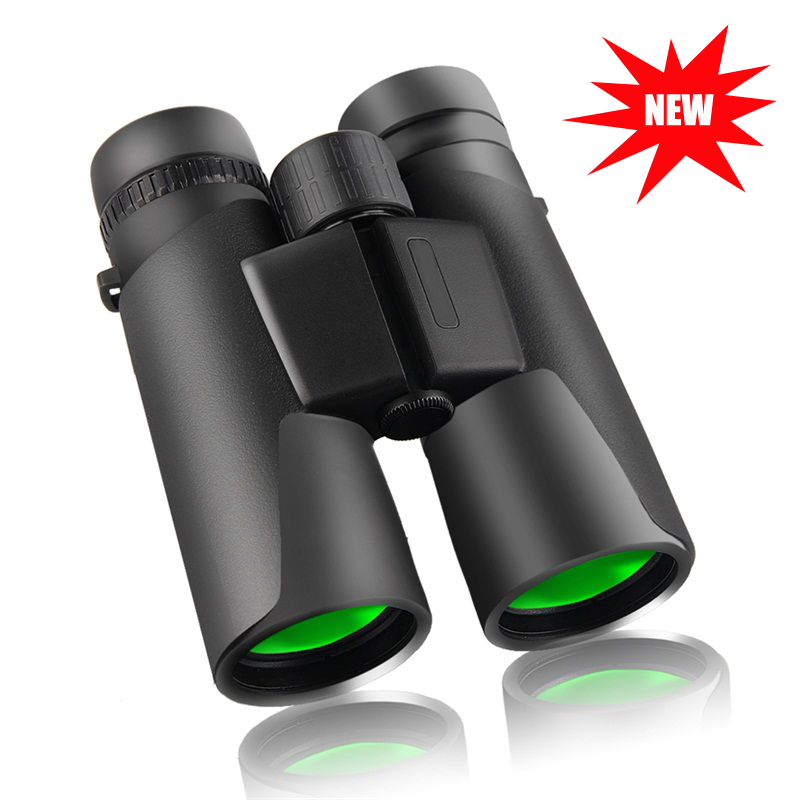 Professional HD Binoculars for Bird Watching 1000 yard 10x42 Hunting Telescope Zoom Waterproof & anti-fog Military Binoculars