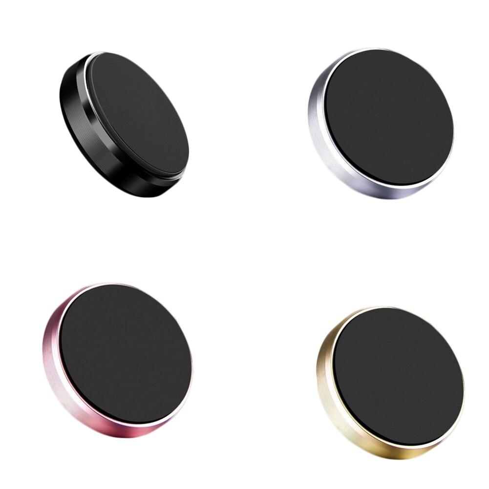 Универсальный магнитный держатель телефона металлическая пластина Автомобиль Air Vent Mount телефон подставка держатель