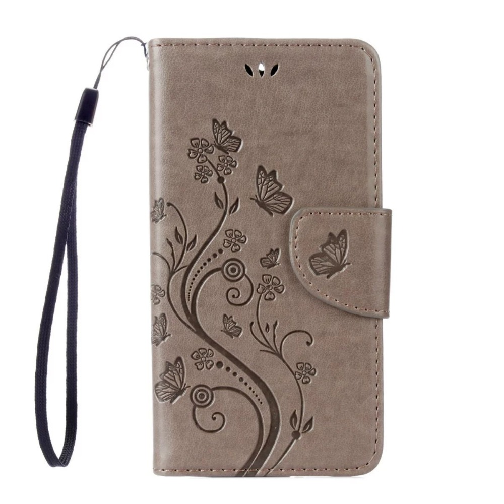 PU Leather Wallet Soft Silicone Back Cover Case For Asus ZenFone 3 Max ZC520TL 5.2''