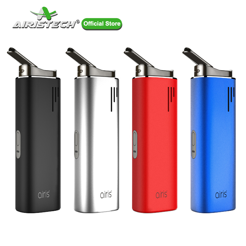 AIRISTECH Airis Switch 3-in-1 Vaporizer For Dry Herb/Wax/Oil Ceramic Portable Vape Pen 3 Bullets Included Electronic Cigarette