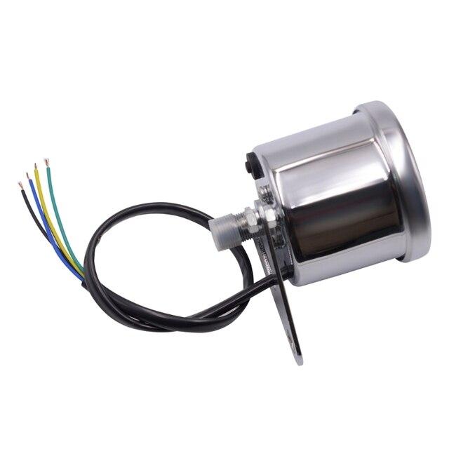 Compteur de vitesse numérique universel 12V   Moto, numérique, rétro-éclairé, odomètre, panneau dinstruments, rétro-éclairé instrument lumière, accessoires nouveau