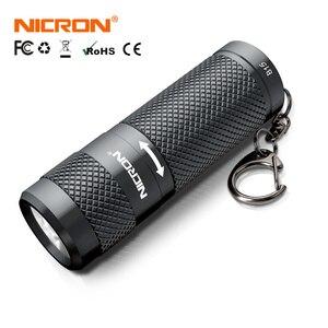 NICRON Dual Fuel Mini LED Keyc