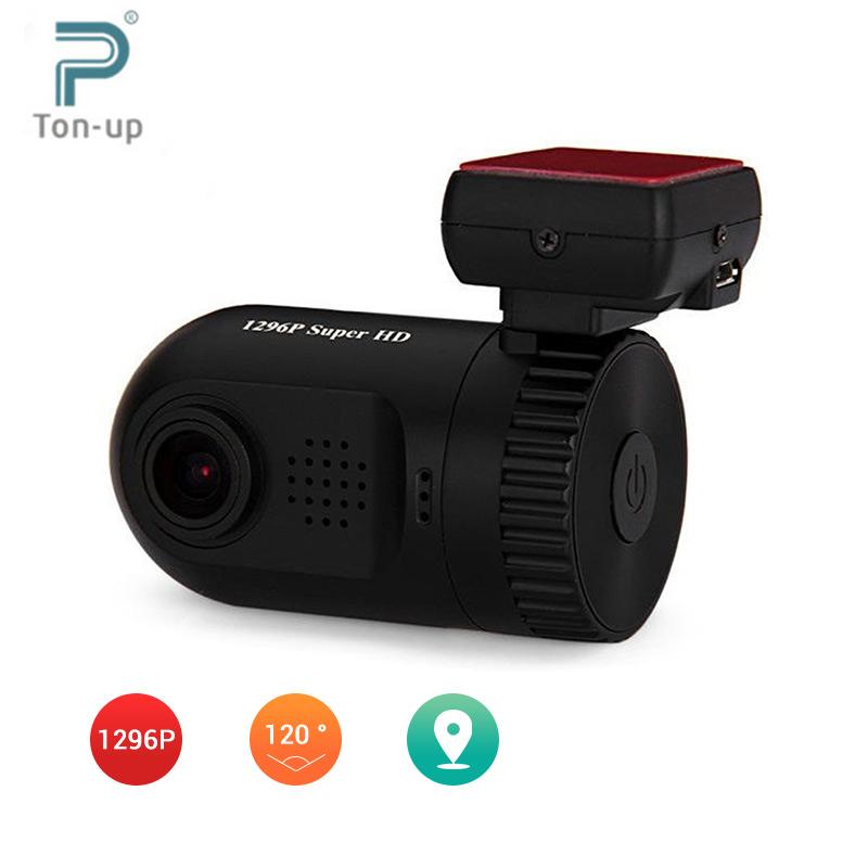 """Prix pour MINI 0805 Voiture DVR Enregistreur 1.5 """"TFT Écran GPS Auto Caméscope 1296 P HD Résolution 120 Degrés Angle Soutien 64 GB Carte SD"""
