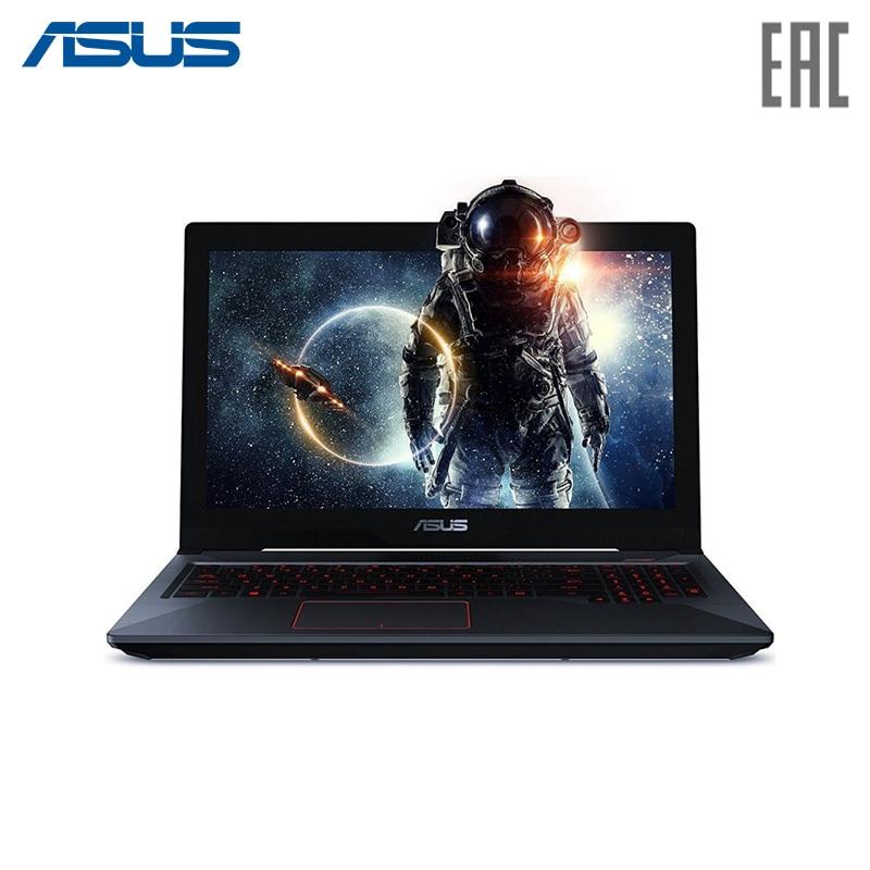"Игровой ноутбук Asus ROG FX503VD-E4234T 15,6 ""/i5 7300HQ/8 ГБ/1 ТБ/NO ODD/ GTX1050/Win10 (90NR0GN1-M04530)"