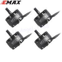 4set Lot Original Emax Cooling New MT2206 II 1500KV Brushless Motor 2 CW 2 CCW For