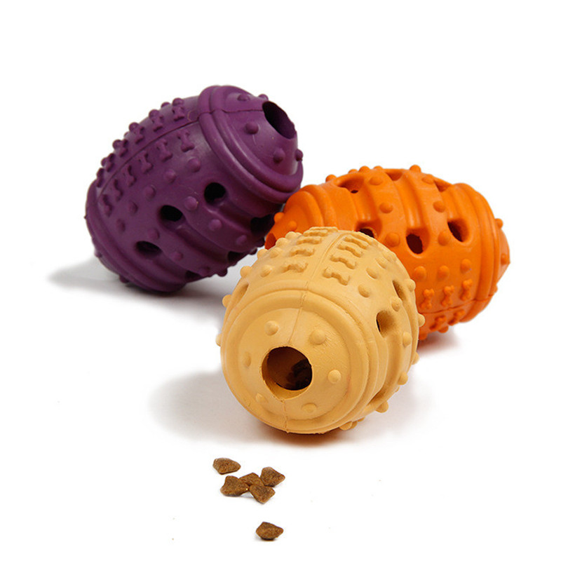 Dog Toy Ball Interesting Chewing Products Games Thrower Fun Play Rubbers Chien Toys For  ...