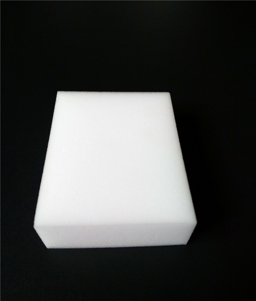 Image 3 - 30*70*100mm,melamine sponge 200 pcs Factory sale!High density miracle melamine dish cleaning sponge eraser white magic eraser 34-in Sponges & Scouring Pads from Home & Garden