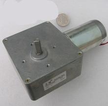 GW4468 Worm Gear Motor font b Electric b font Hanger Deceleration Motor Durable Carbon Brush