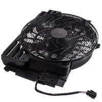 AC Condenser Thermo Fan for BMW E53 X5 00 06 M54 M62 N62 M62 Petrol 64546921940
