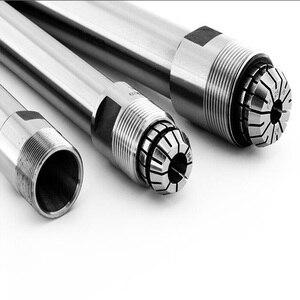 Image 5 - C6 C8 C10 C12 C16 C20 C25 C32 ER8 ER11 ER16 ER20 ER25 ER32 60L 100L 150L Collet Chuck Holder CNC Milling Lengthen Tool carrier