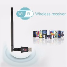 Wireless Adapter 150M USB Network Card For PC Laptop Wifi Receiver External Wi-Fi