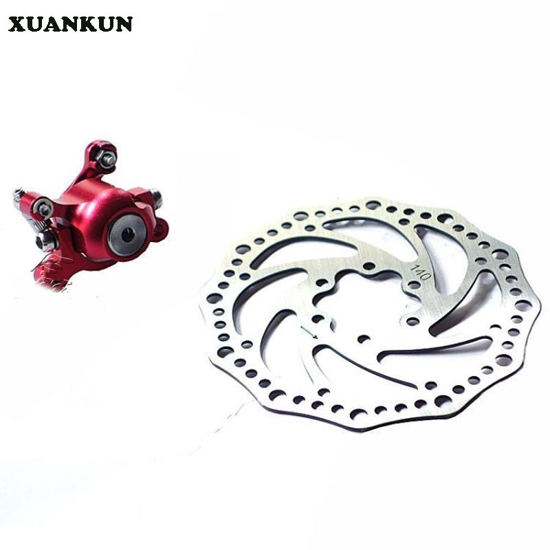 XUANKUN Gasoline Scooter Electric Scooter Bicycle Small Machine Brake Disc Brake with Double Adjusted Modified Disc Brake easy ride kids 2 pedal scooter dual pedal scooter double pedal scooter with brake and musical light and safety helmet 7 safer