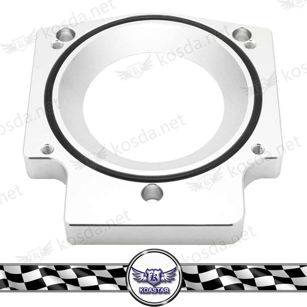 Detail Feedback Questions about Aluminum 102mm Throttle Body