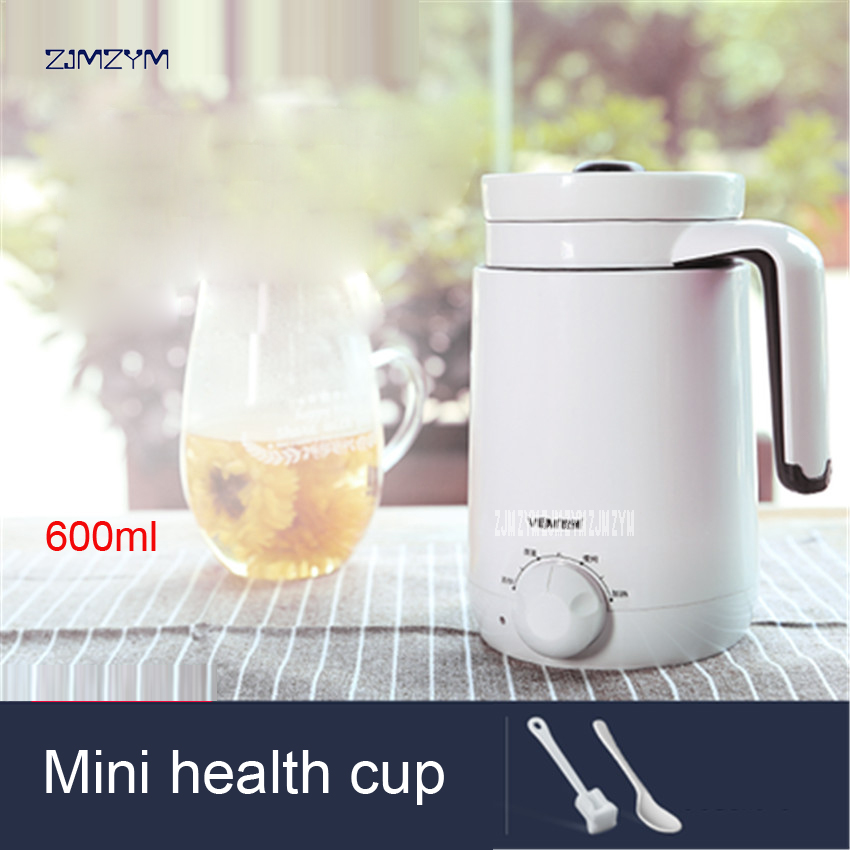 ZJMZYM VM-209 Mini health cup ceramic electric heating cup office hot milk porridge temperature adjustable stew china cup 600ml