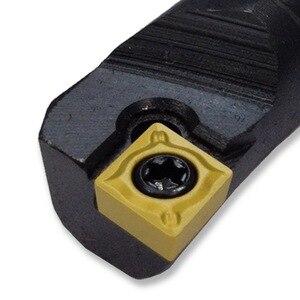 MZG 16mm 18mm 20mm 25mm S20Q-SCLCR12 Loch Verarbeitung Spann Interne Langweilig Werkzeug CNC Drehen Schraube Typ drehmaschine Cutter Lauben