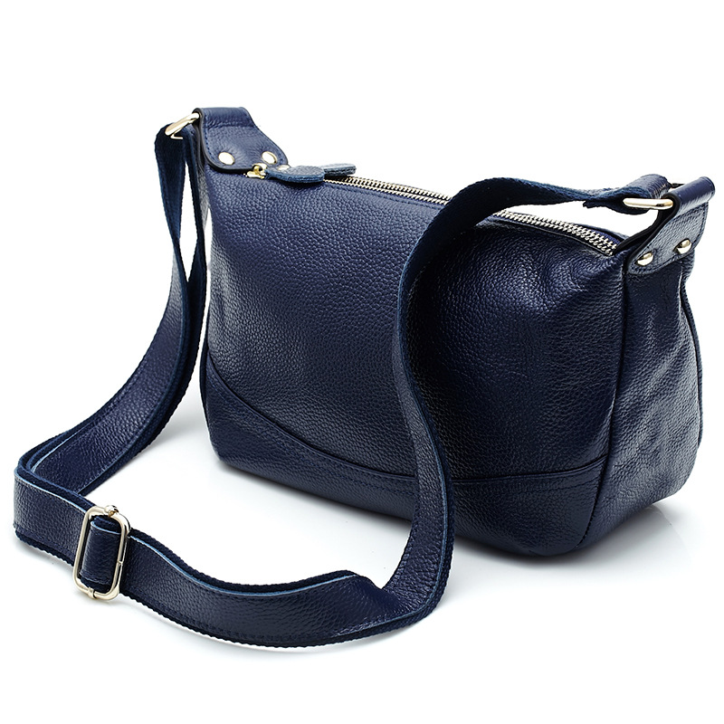 First layer of cowhide casual cross-body women's messenger bag famale shoulder b