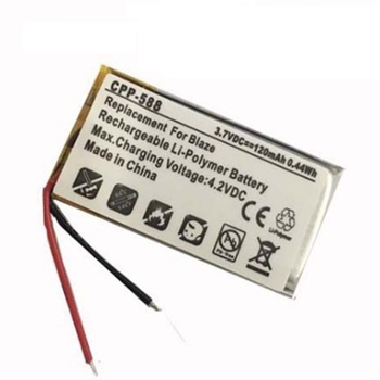 LSSP321830 Battery for Fitbit Blaze Smart Watch 3.7V 120mAh New Li-Polymer Rechargeable Batterie Pack Replacement+Track Code