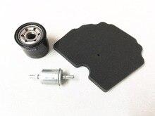 Oil filter + Air filter + Fuel filter / Filter kit for Benelli TRK502 TRK502X / TRK 502 502X