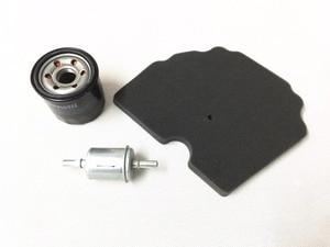 Image 1 - Oil filter + Air filter + Fuel filter / Filter kit for Benelli TRK502 TRK502X / TRK 502 502X