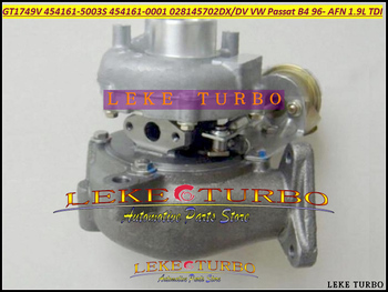 Gratis Schip GT1749V 454161 454161-5003 S 454161-0001 028145702D 028145702DV Turbo Voor Volkswagen VW Passat B4 1996 -97 AFN 1.9L TDI