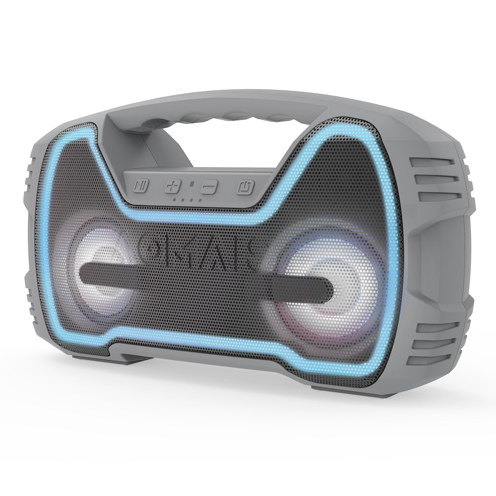 Mini Bluetooth Speaker with Light 16