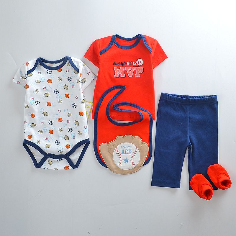 Baby Girls Clothes Sets Infantis Baby Gift Collection Boys Boy - Baby Clothing