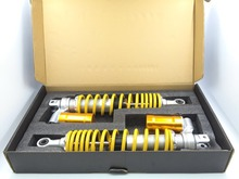 320mm 340mm 360mm Shock Absorbers for Honda/Yamaha/Suzuki/Kawasaki/Dirt bikes/ Gokart/ATV/Motorcycles and Quad.