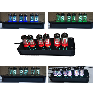 Image 1 - NB 11 DIY fluorescent tube clock IV 11 kit VFD tube kit glow tube fluorescent tube