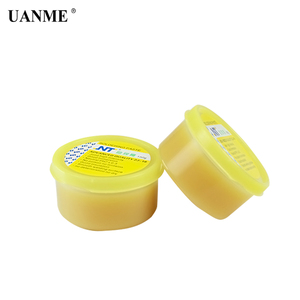Image 5 - UANME NT ZJ 18 50g 80g 150g Yellow paste Advance Quality Solder Flux Soldering Paste High Intensity Free Rosin